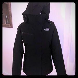 North Face Women's Hyvent coat